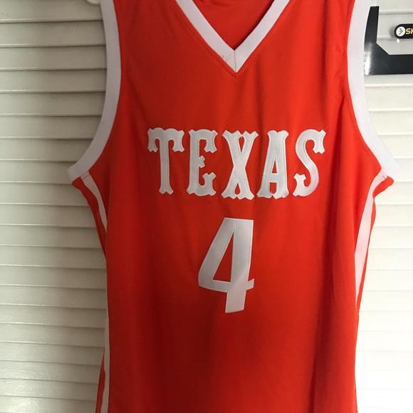 the latest 2910b 41b42 Mo Bamba Texas Longhorns Basketball Jersey